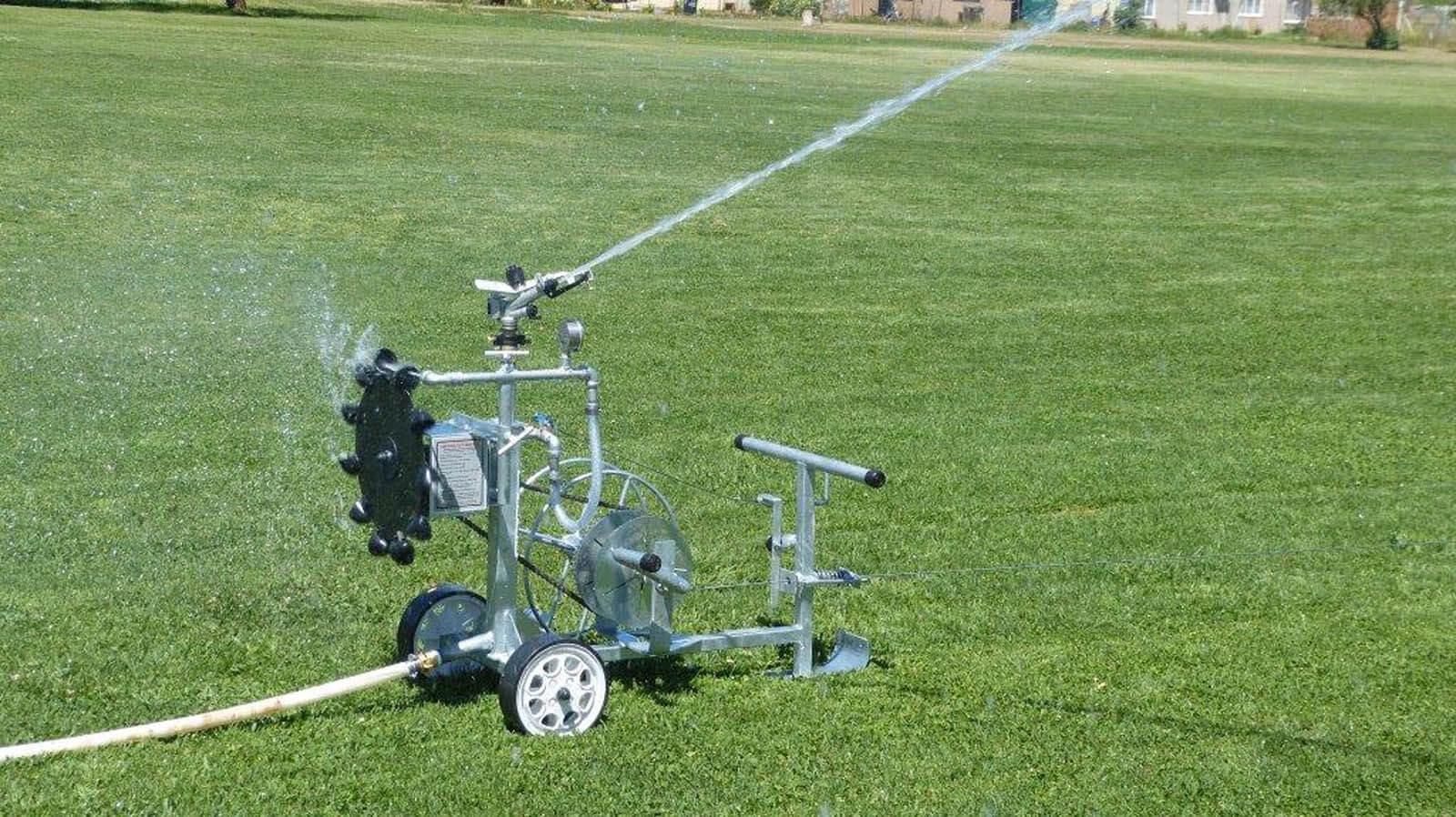 Sportsman 120 Irrigation System Rotrix Africa Rainmaker